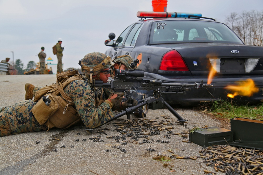 US Marine Corps Warfighting Laboratory Held 25 Human-Machine Interaction Exercises In 2018 (Photos)
