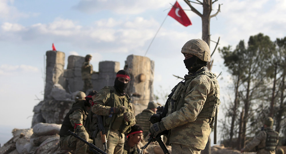 Conflict Is Developing WIthin Turkey's Top Military Brass Over New Possible Operation Against Kurds In Northern Syria: Report
