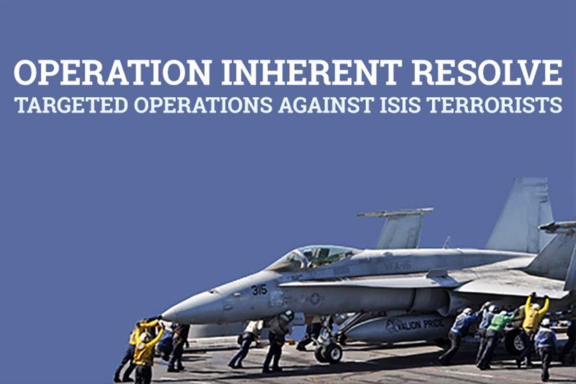 """US-led Coalition Conducted Over 1,200 Strikes Against """"Defeated"""" ISIS In Just January: Report"""