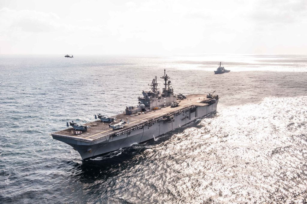 USS America To Serve As Next Forward-Deployed Amphibious Flagship In Pacific
