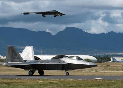 """China's Nightmare"": B-2 Stealth Bombers Deployed To Hawaii, ""On Watch"" 24/7"