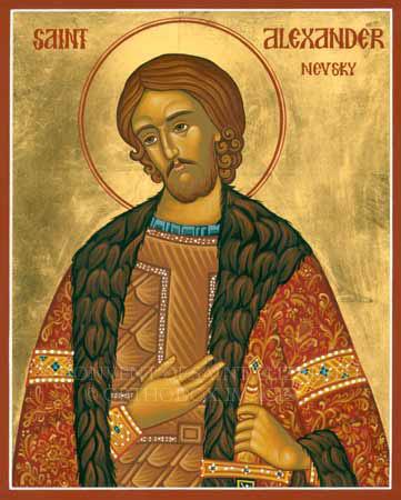 Sankt Alexander Newski