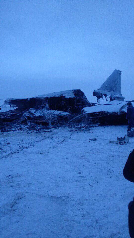 Video Shows Moment When Tu-22M3 Strategic Bomber Crash-Landed In Russia's Murmansk Region