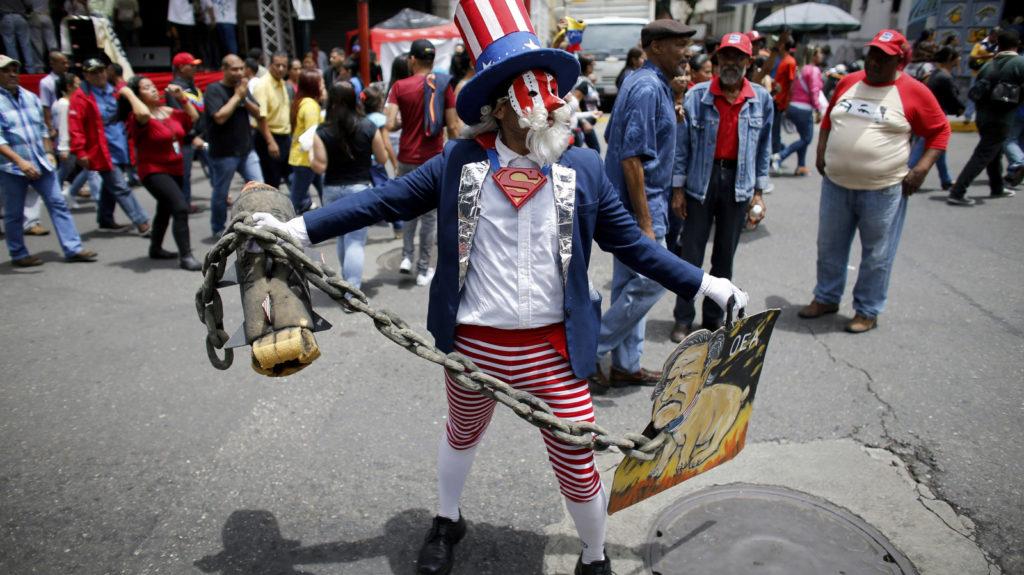 Washington Follows Ukraine, Syria Roadmap in Push for Venezuela Regime Change