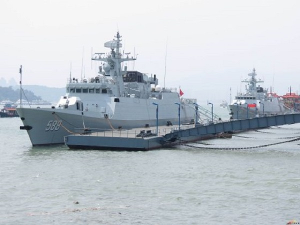 Russian Navy Ran Into Mines And Submarines