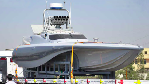 Iran's Navy Plans To Upgrade Speedboats With Stealth Technology To Counter US Navy