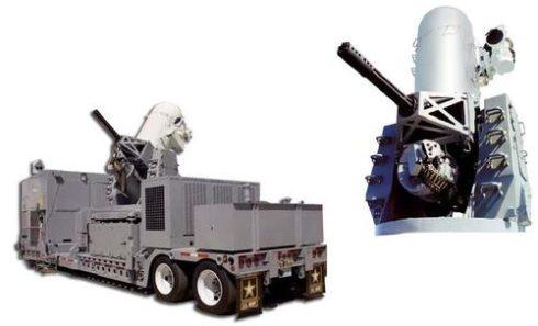US Army Awards Raytheon $200 Million Contract For Phalanx Gatling Guns