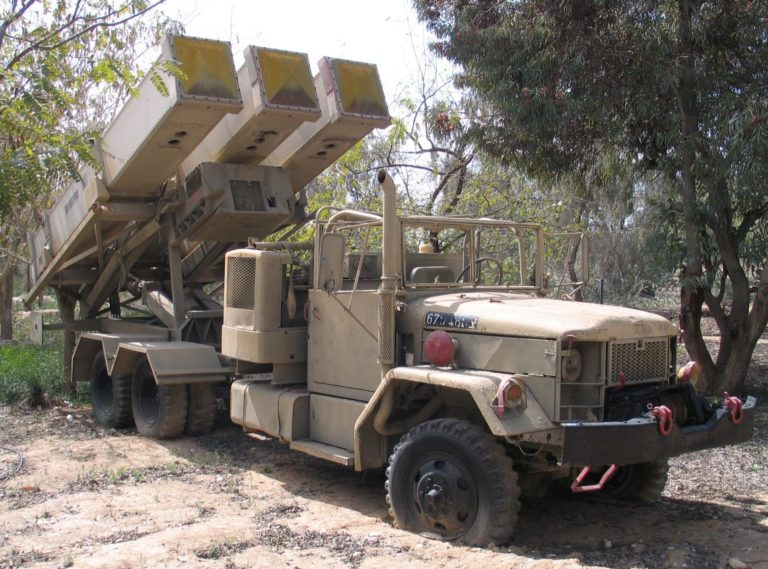 Israeli Air Force Anti-Radiation Missiles