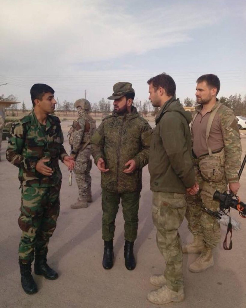 In Photos: Service Members Of Russian Special Forces And Tiger Forces Commander Suheil al-Hassan