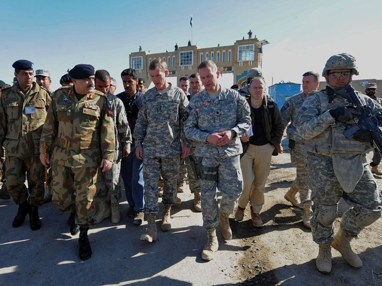 Former Commander Of US Troops In Afghanistan Says Trump Sold Country To Taliban