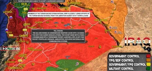 Military Situation In Syria On January 5, 2019 (Map Update) on al qaeda control map, syrian army control map, saudi arabia map, israel control map, sunni vs shia world map, syrian conflict map, damascus control map, libya control map, middle east control map, afghanistan control map, isis controlled areas map, aleppo control map, nazi germany control map, lebanon control map, latest syrian war map, pakistan control map, yemen control map, islamic state control map, jordan and surrounding countries map, syrian refugee map,