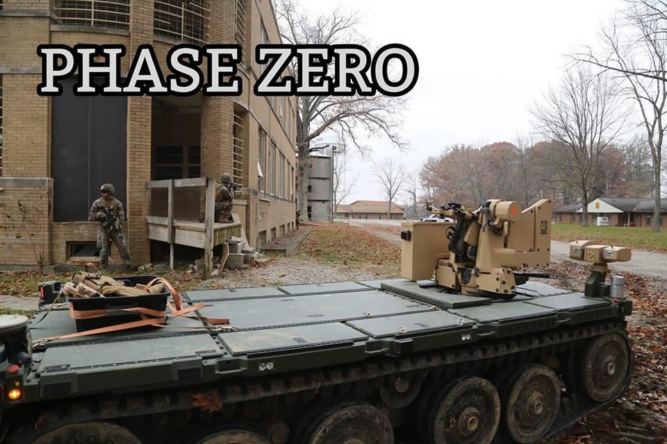 US Marine Corps Warfighting Laboratory Held 25 Human-Machine Interaction Exercises In 2018 (Photos)