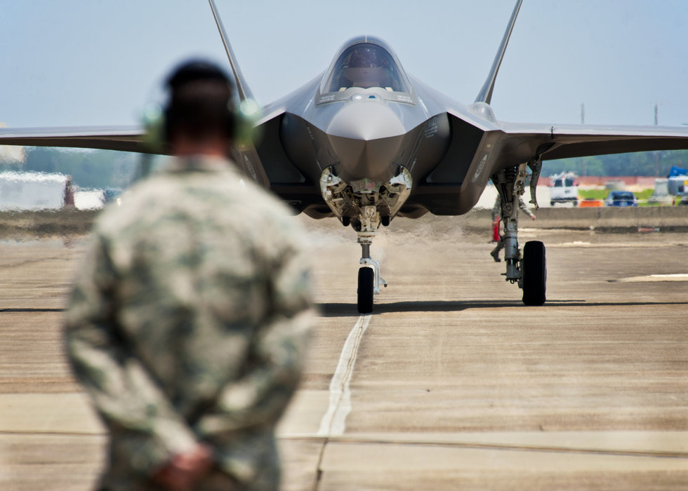 "Acting US Secretary Of Defense Keeps Saying F-35 Program Is ""F**cked Up"": Media"