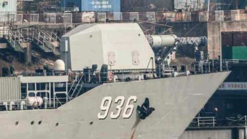 Chinese Naval Railgun Succesfully Passed Its Tests: Report