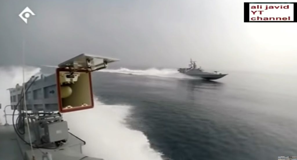 Video: Iran's Great Prophet 12 Drills In Persian Gulf Area