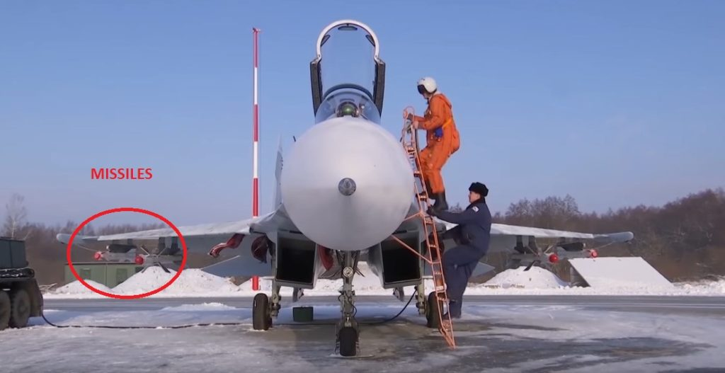 Russia's Su-27 Fighter Jet Intercepted Swedish Spy Plane Over Balitc Sea. There Is 'Something Wrong' With Video