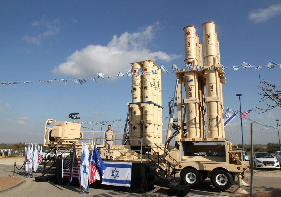 Day After Strikes On Syria, Israel Succesfully Tested New Arrow-3 Ballistic Interceptor System