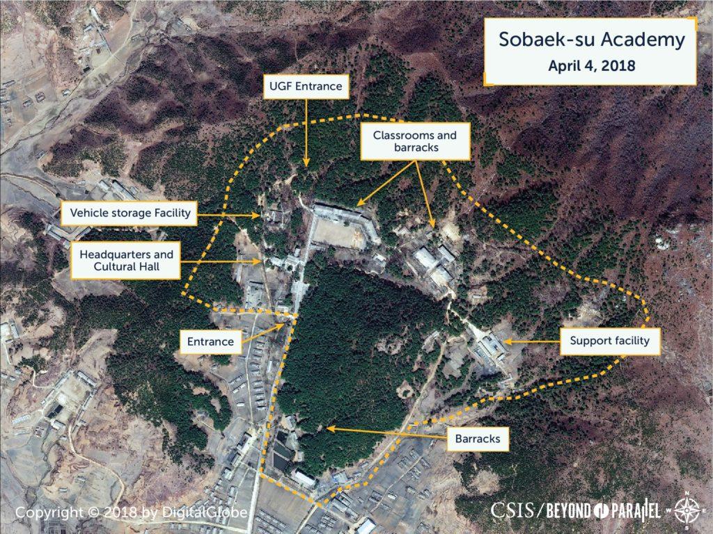 North Korea's Missile Operating Base Equipped With Nodong-1 Medium-Range Ballistic Missiles: Study Reveals