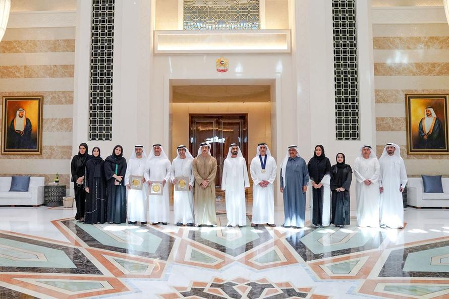 """UAE Government Awards Itself with """"Gender Equality"""" Awards. Winners Are All Men"""
