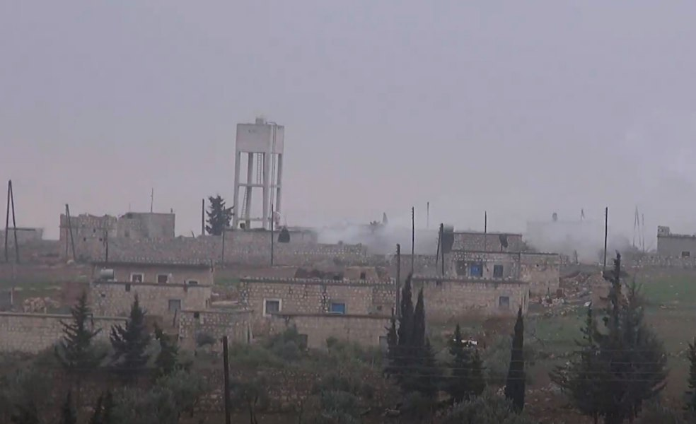 Militants Infighting Expands To Hama And Idlib Leading To More Loses On Both Sides