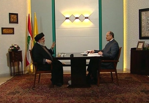 SDF Representatives Asked Hezbollah For Help In Negotiations With Damascus: Nasrallah
