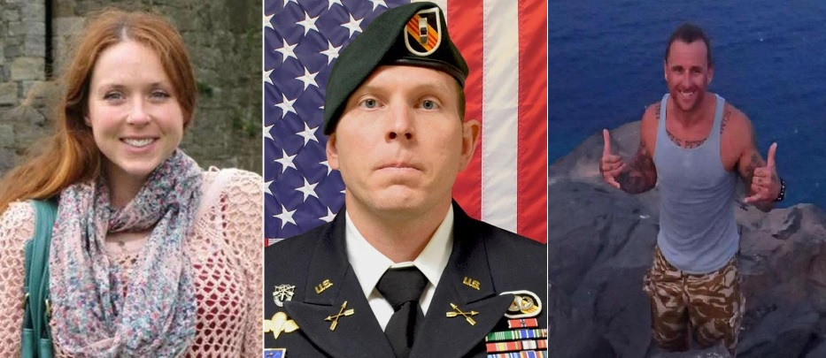 U.S. Reveals Identities Of Its Service Members Killed In Manbij