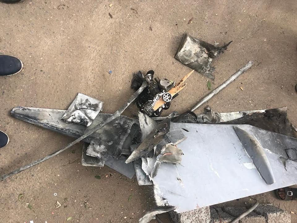 Houthis Reveal New Armed UAV Used In Recent Attack On Al-Anad