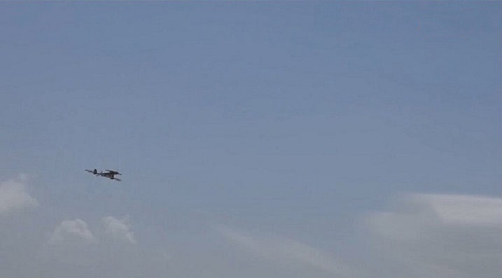 Houthis Attack Abha Airport With Suicide Drones Swarm