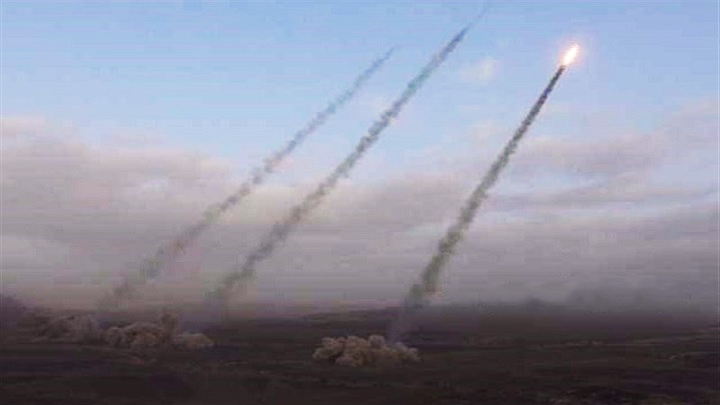 "Houthis Launch Barrage Of ""Zilzal-1"" Rockets At Saudi Troops In Jizan"
