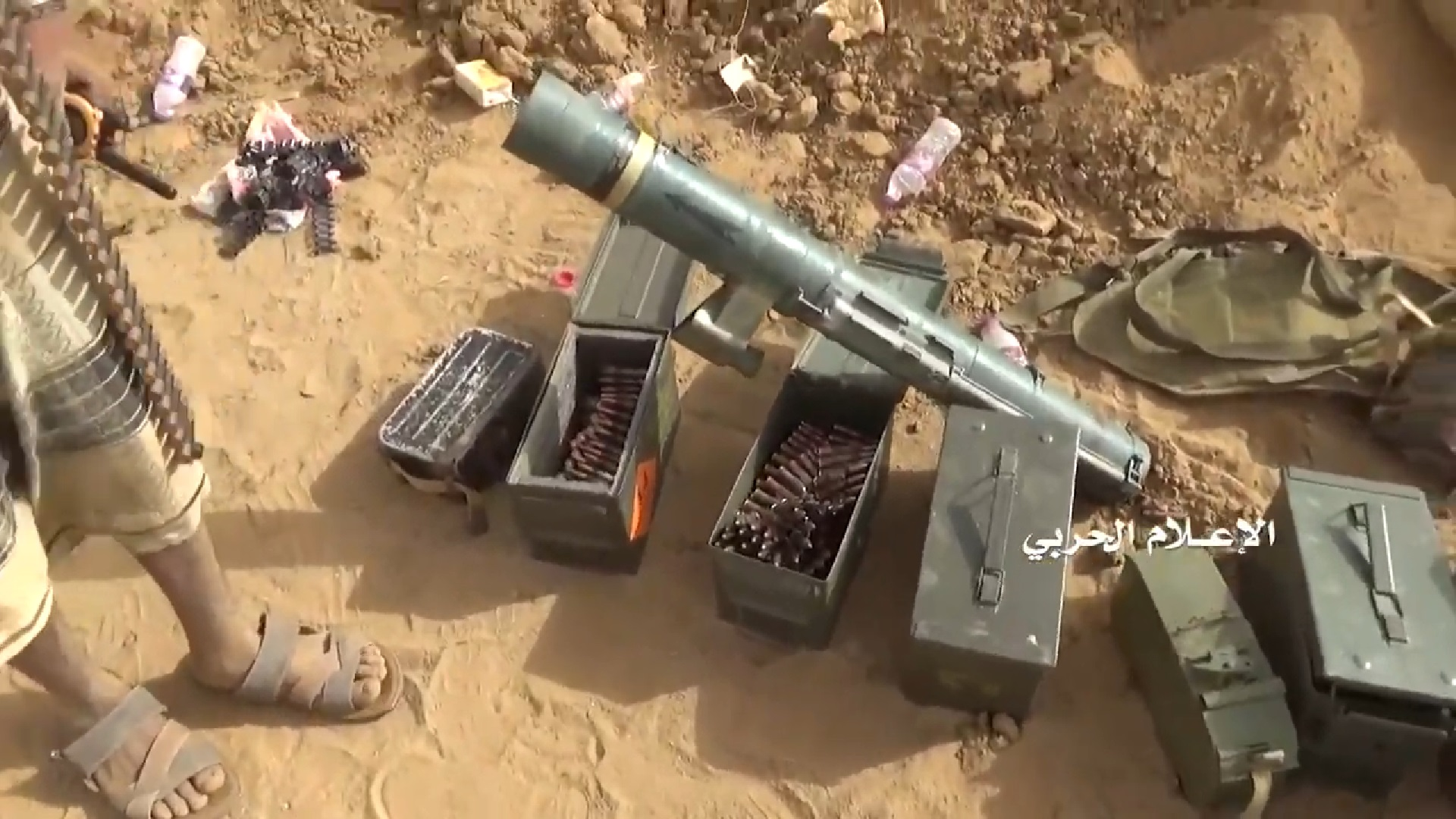 Houthi Fighters Kill Saudi-Led Coalition Personnel And Recapture Key Positions In Hajjah (+18 Video)