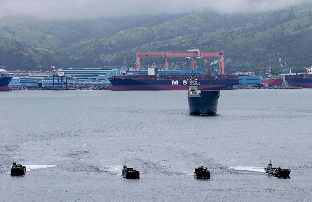 China May Take Control Of Former US Naval Base In South China Sea