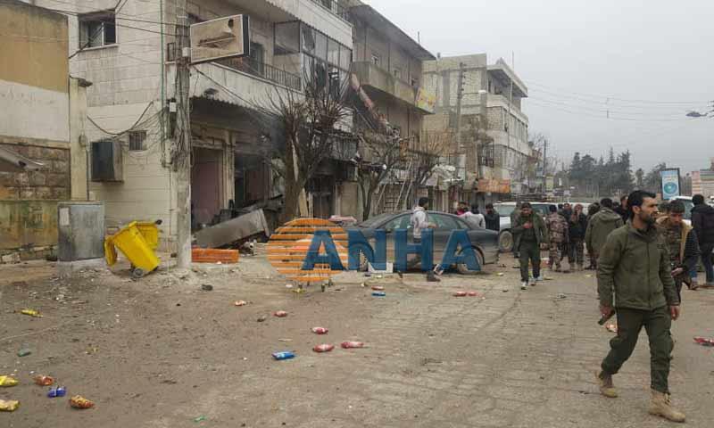 U.S. Official Says 4 U.S. Service Members Killed In Manbij Attack. Erdogan Says - 5