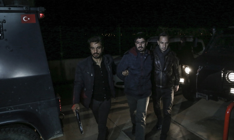 Turkish Authorities Crack Down On Hay'at Tahrir Al-Sham Members And Funders