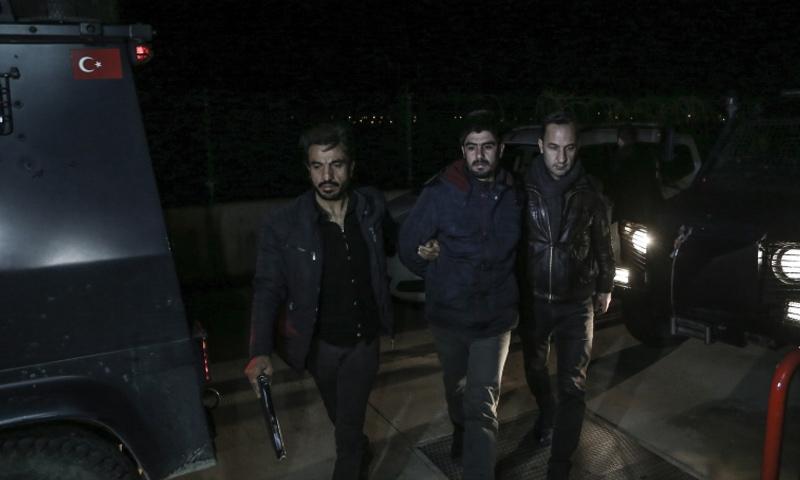 Turkish Authorities Crack Down On Hay'at Tahrir Al-Sham Members And Funders