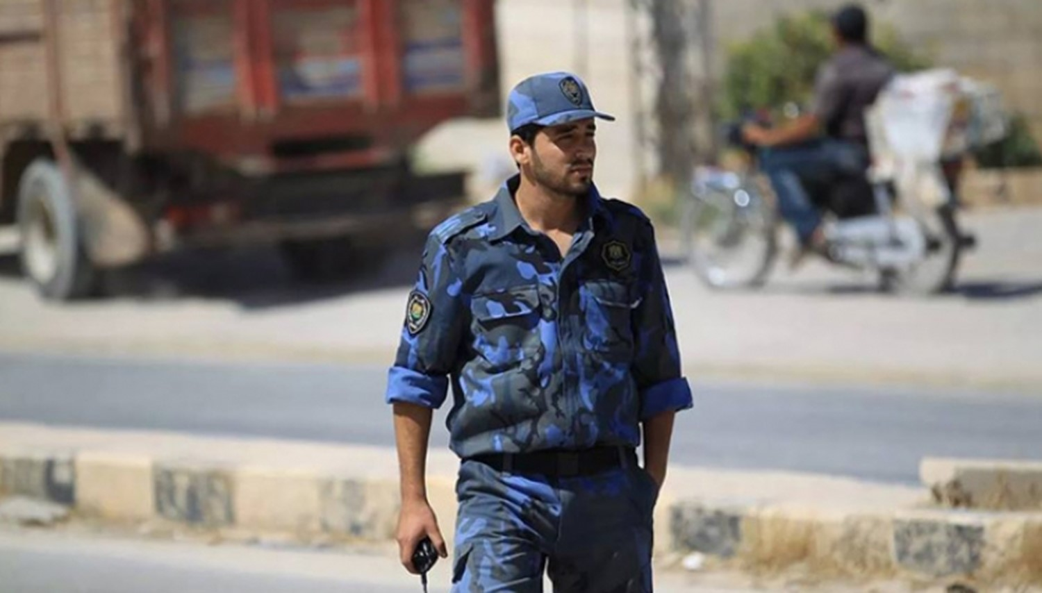 Syrian Free Police Suspended Its Work In Northwestern Syria After Hay'at Tahrir Al-Sham Victory