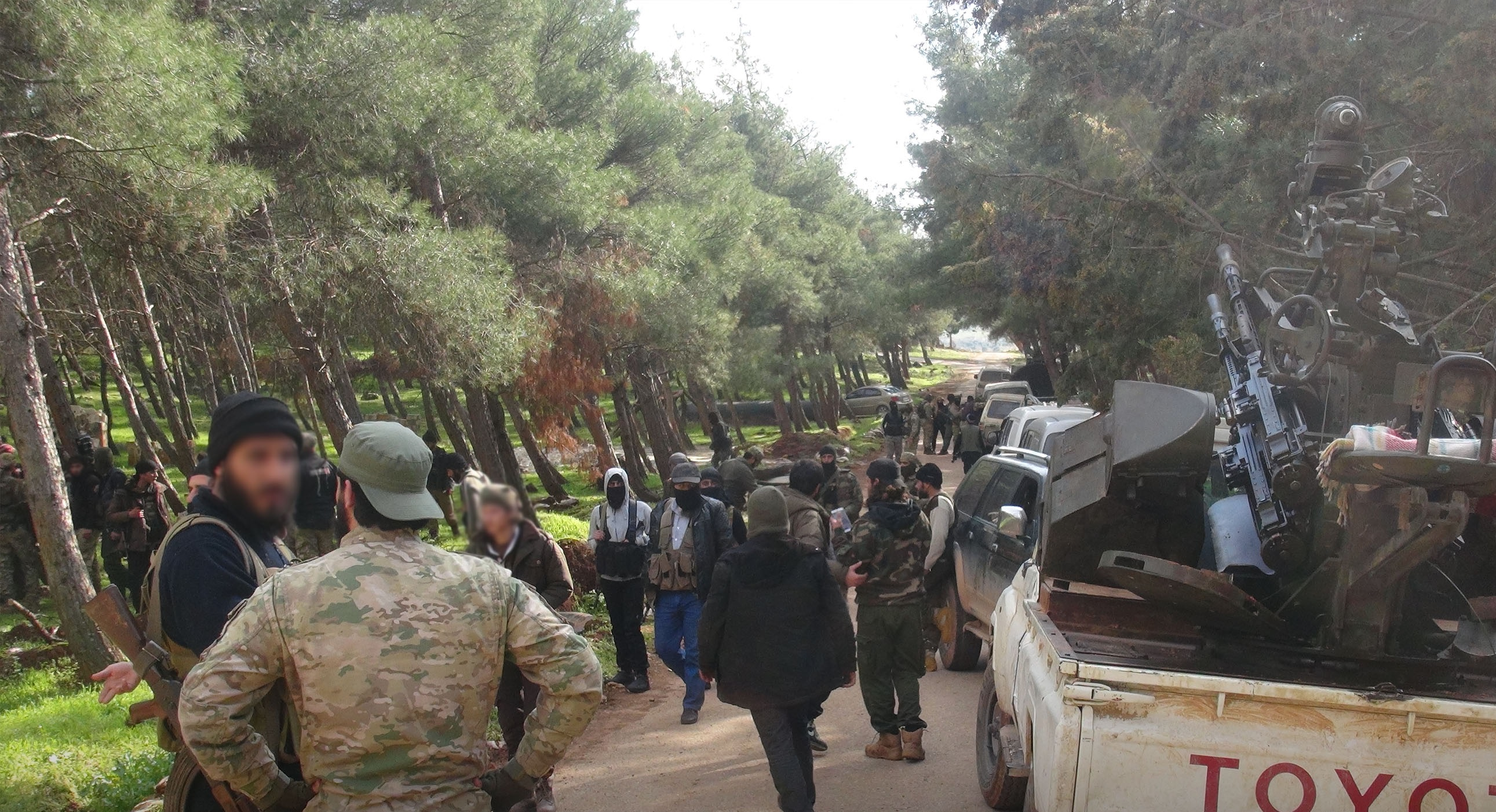 Monitoring Group: Hay'at Tahrir Al-Sham Is Massing Forces In Southern Idlib, Turkey Is To Blame