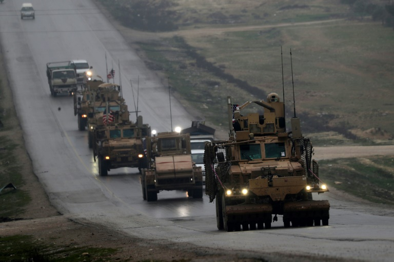 US Is Already Pulling Out Its Troops From Syria: Coalition Spokesman