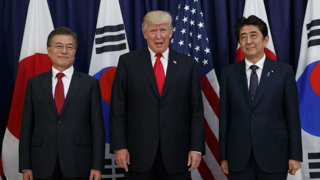 US Wants To Unite Japan And South Korea Into Alliance Against China: Report