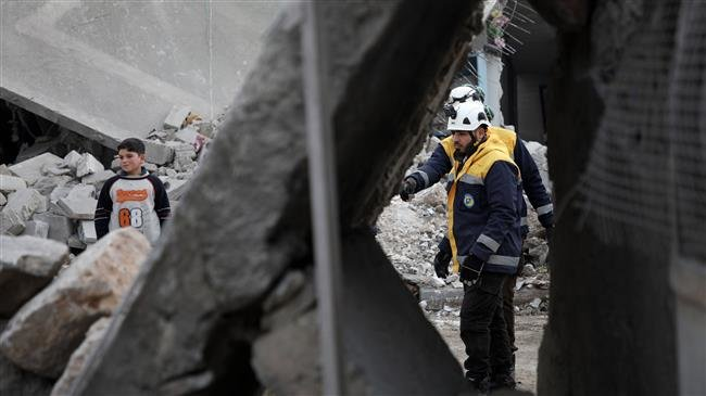 White Helmets' Members Hiding In Jordan Take Part In Provocations In Syria: Russian Foreign Ministry