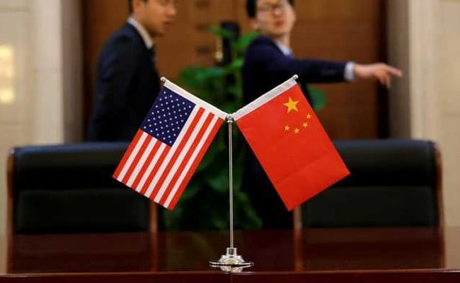 Washington, Beijing Hold New Round Of Trade Talks As While US Destroyer Sails I South China Sea
