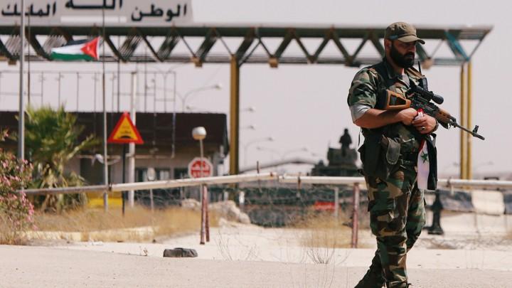 Jordan Opens Main Border Crossing With Syria, Upgrades Diplomatic Ties