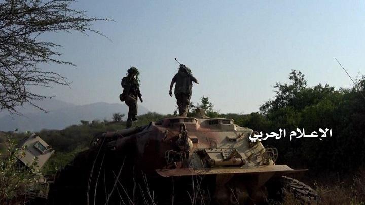 Houthis Capture 15 Positions In Northwestern Yemen