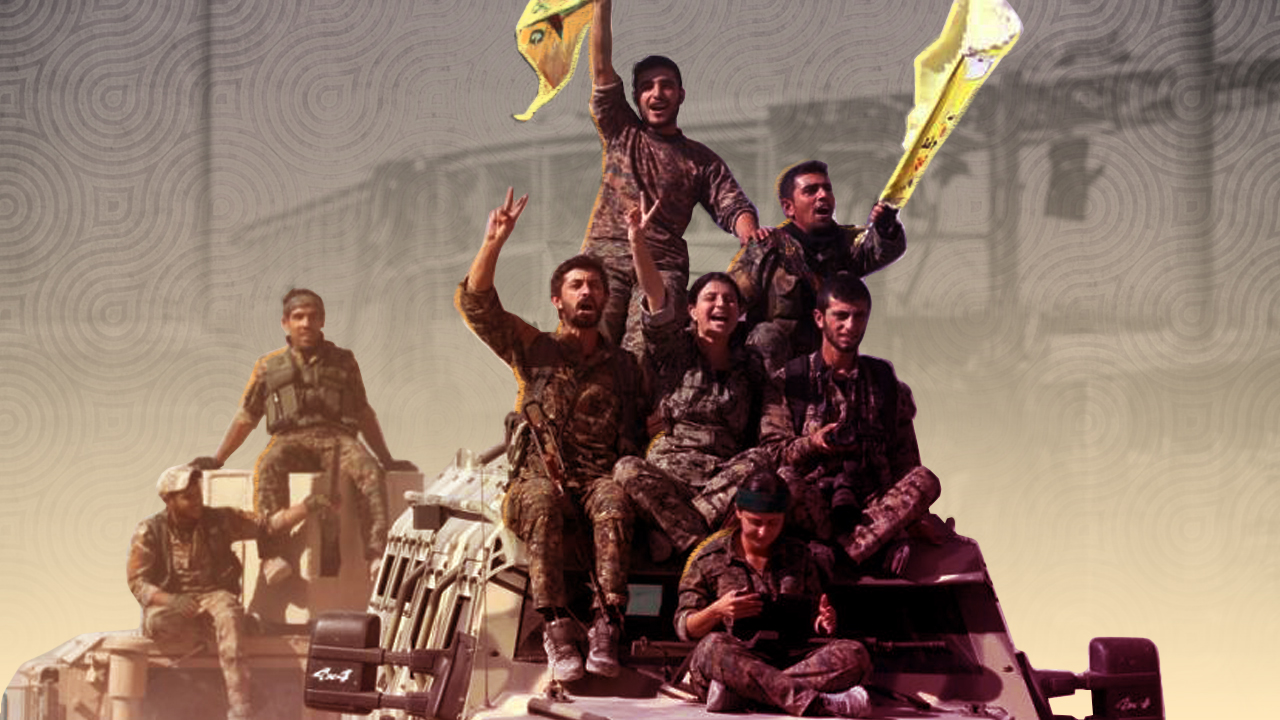 SDF Says It Is Ready To Join Syrian Army Once Political Solution Is Reached