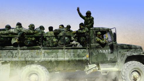 Militants Continue Attacks On Government Positions Near Idlib De-Escalation Zone: Russian Military