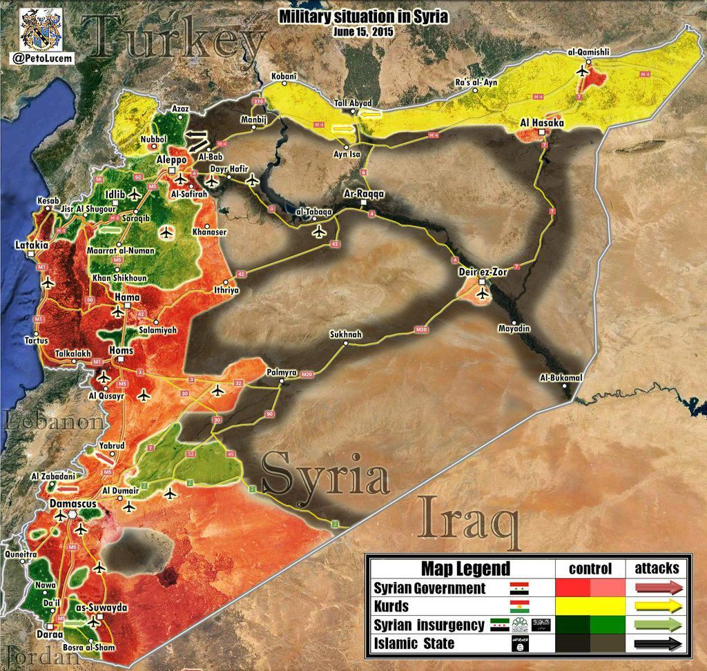 Pompeo Claims U.S. Destroyed 99% Of ISIS Caliphate. Maps Show Something Different