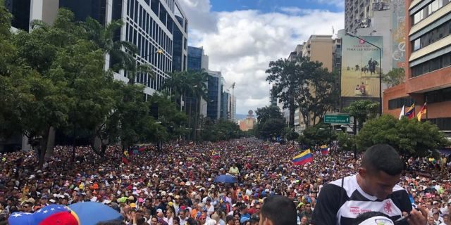 China, Russia, Turkey Stand Against US-backed Coup Attempt In Venezuela