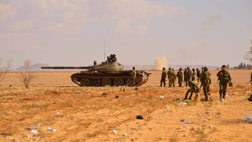YPG Fighters Could Join Syrian Army And Jointly Recapture Turkish-occupied Regions: Report