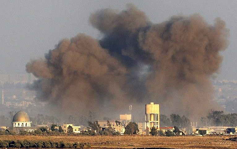 Netanyahu Confirms New Strikes On Syria As IDF Remains Silent