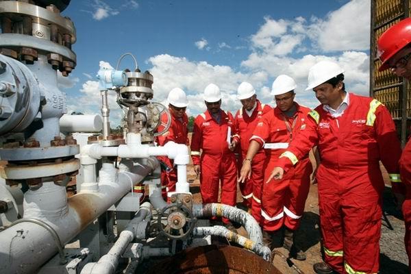 Valuing Venezuela's Orinoco Oil Belt