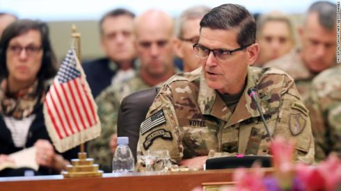 Commander Of US Central Command Insists ISIS Is Far From Being Defeated, Stands Against Troops Withdrawal From Syria